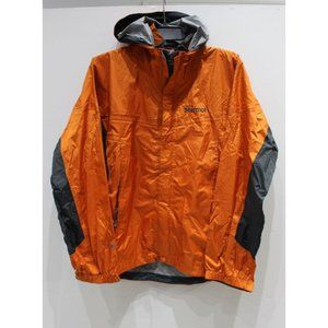 Marmot Mens S rain jacket full zip hooded light